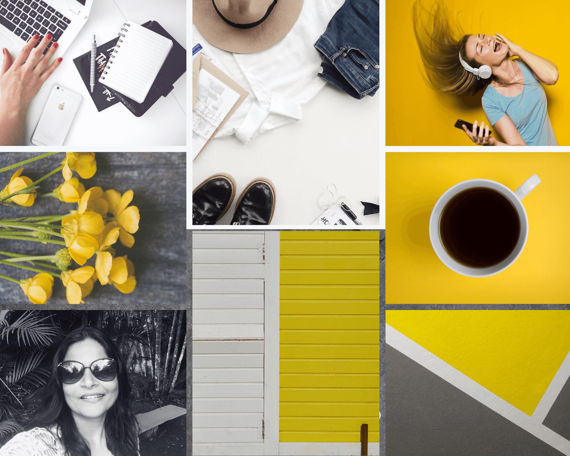visual identity and brandingv