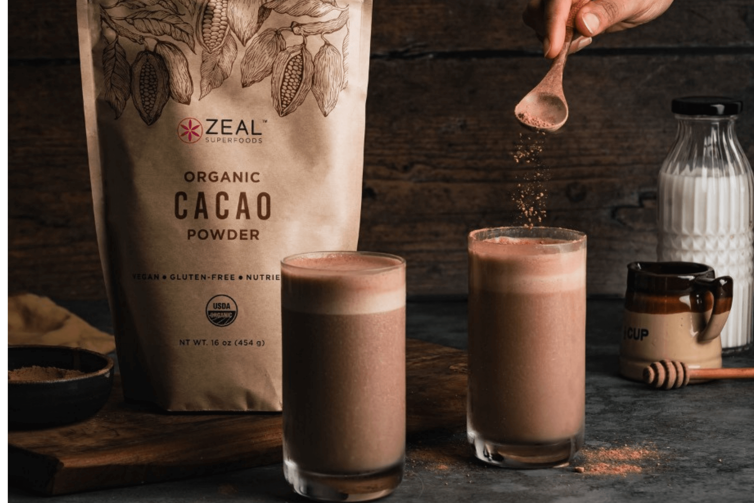 cocoa packaging